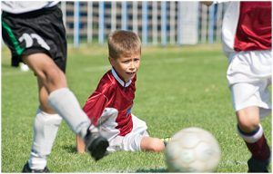 heel pain in children athletes