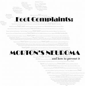 Mortons Neuroma Eastwood