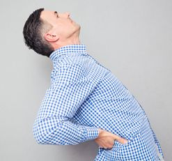 Lower back pain Adelaide
